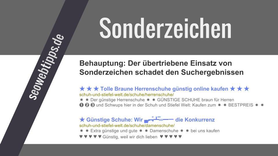 Title und in der Description auf seowebtipps.de